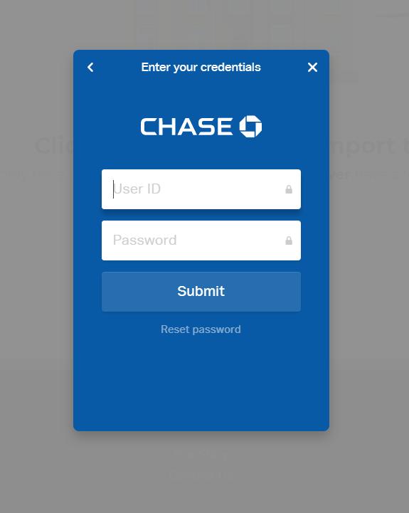 Rentastic Chase Bank
